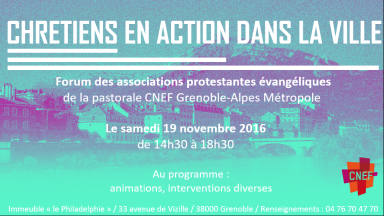 2016 11 19 forum associations protestantes evangeliques grenoble