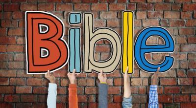 Bible mains