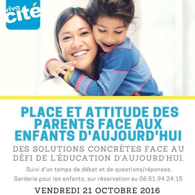 Conference sur l education