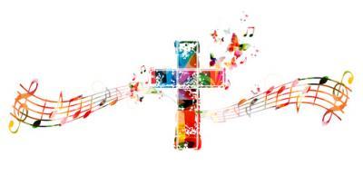 Croix musique